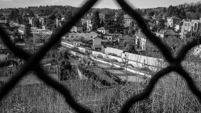 La ferrovia fantasma Stabio-Arcisate