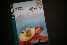"""""""Frontière liquide"""" pubblicato su L'ALPE 72"""